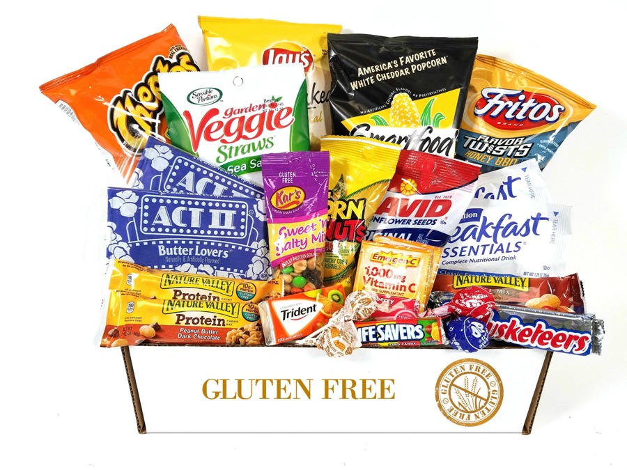 Our gluten free care package for summer camp u1 gluten free college care package negle Images