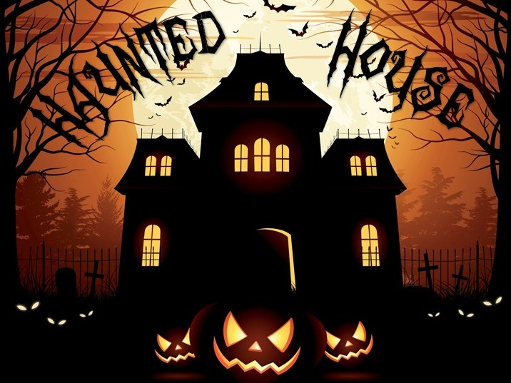 Our 'Haunted House Halloween Package