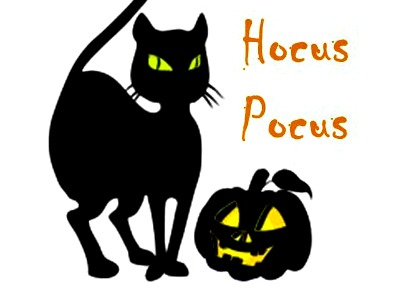 Hocus Pocus Halloween Package