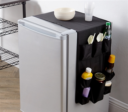 Double Cookin Caddy - Over the Fridge Storage Organizer