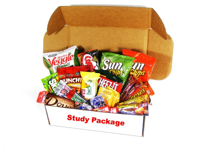 Fall Gotta Keep Going College Study Package