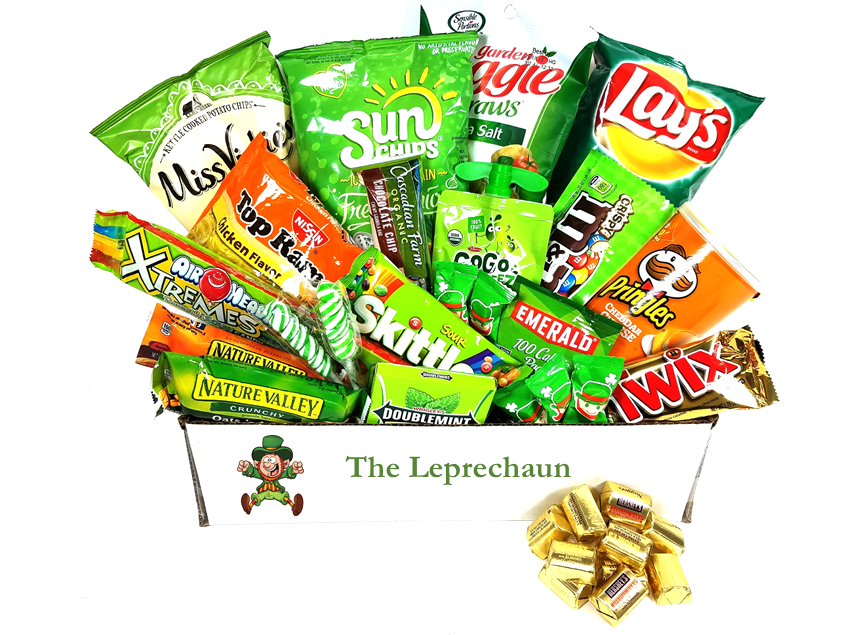 Leprechaun St. Patrick's Day Care Package
