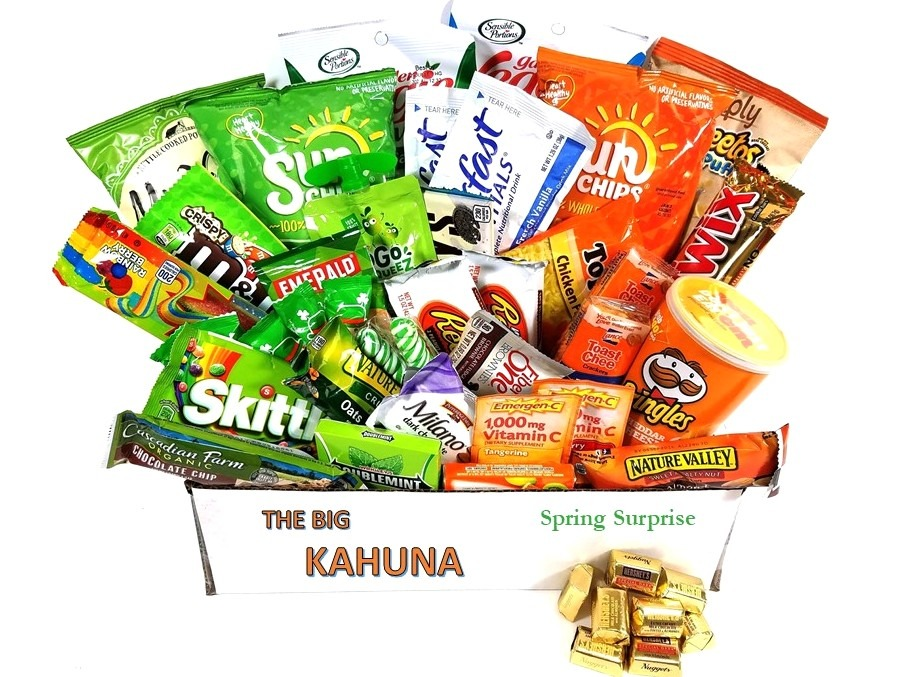 The Big Kahuna Surprise Care Package