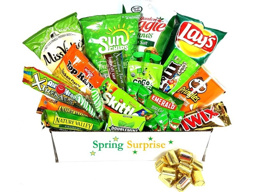 Spring Surprise Care Package