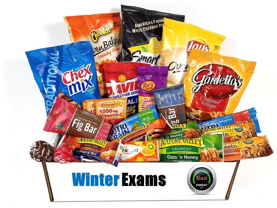 Winter Finals Care Package