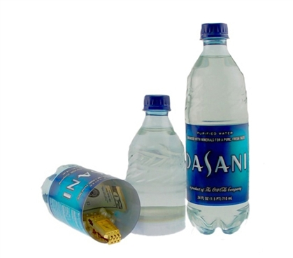 Diversion Safe Dasani Water Bottle