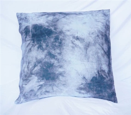 Cloudy Day - Citadel - Cotton Throw Pillow