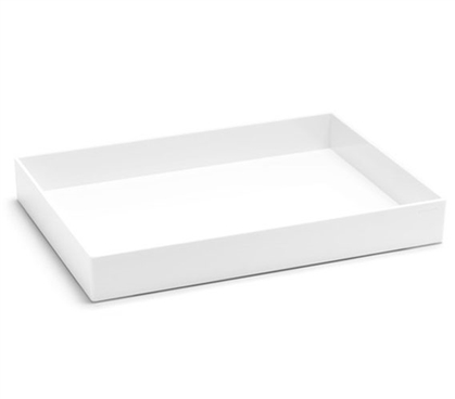 Accessory Tray - Medium - White
