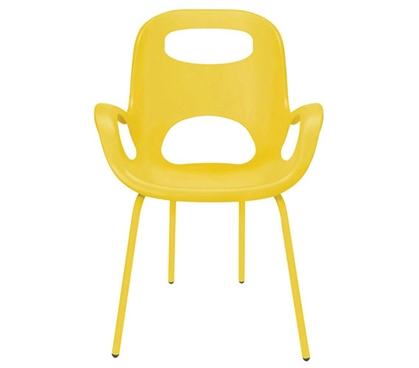 Dorm Chair - Yellow