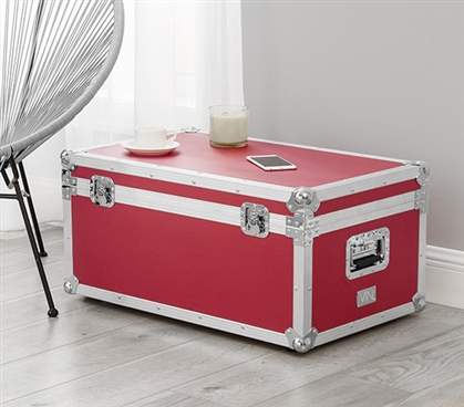 VIN Armored Trunks - Cherry Red