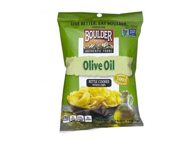 Boulder Canyon Olive Oil
