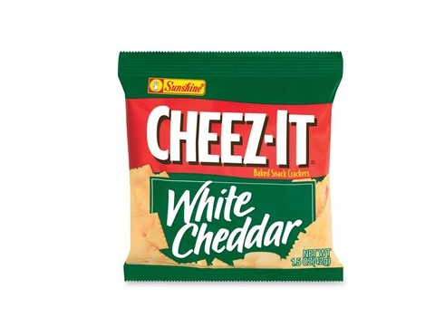 White Cheddar Cheez-Its