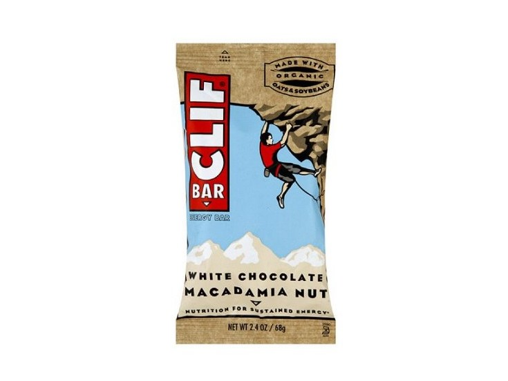 Clif Bar White Chocolate Macadamia Nuts