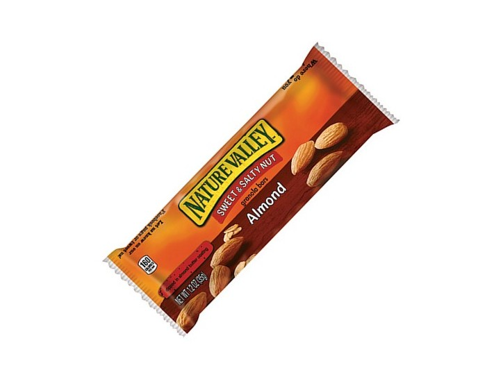 Nature Valley Almond Nutrition Bar