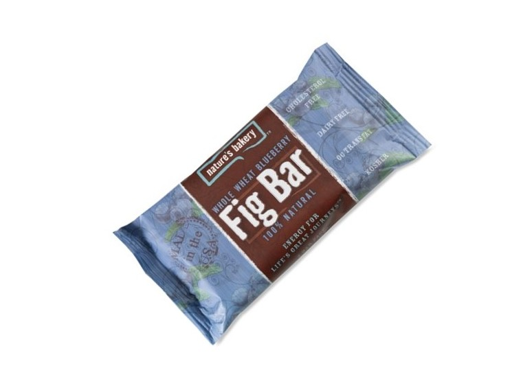 Natures Bakery Fig Bar - Blueberry