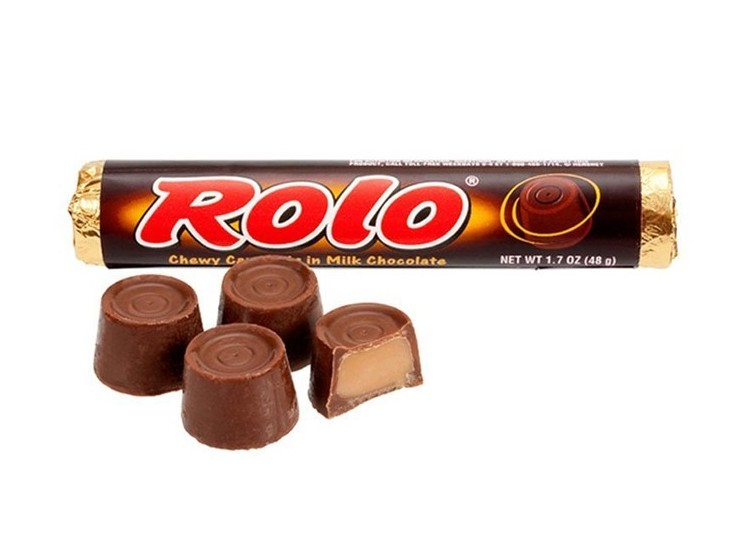 Rolo Caramel Candy