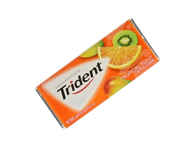 Trident Gum - Tropical Twist